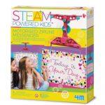 4M STEAM Powered Kids - Motorised Zipline Messenger