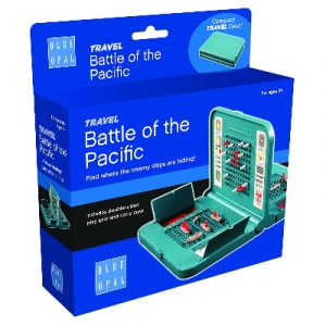 BOpal - Travel Battle of the Pacific Game