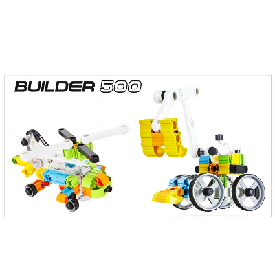 IQ Key Builder 500 Robotic Toys - Switched on kids
