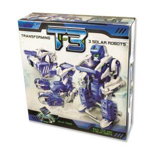 Johnco - T3 Transforming Robot