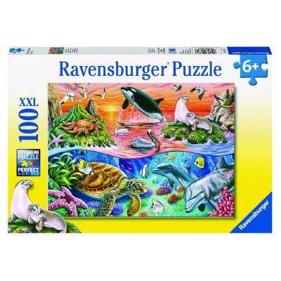 Ravensburger - Beautiful Ocean Puzzle 100pc