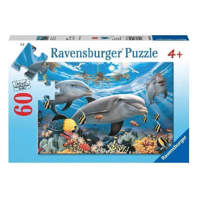 Ravensburger - Caribbean Smile Puzzle 60pc