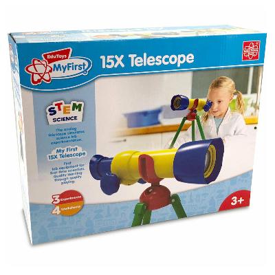 Edu Science - My First 15X Telescope
