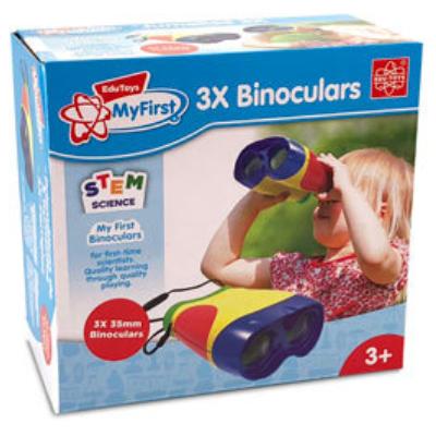 Edu Science - My First 3X Binoculars