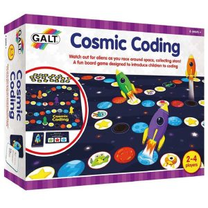 Galt - Cosmic Coding Game
