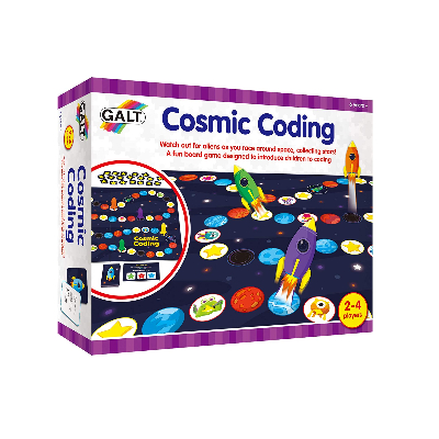 Galt - Cosmic Coding Game