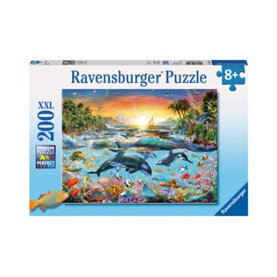 Ravensburger - Orca Paradise Puzzle 200pc