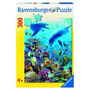Ravensburger - Underwater Adventure Puzzle 300pc
