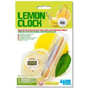 4M - Lemon Clock