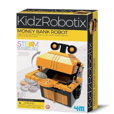 4m - Kidzrobotix - Money Bank Robot