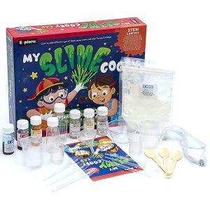Explore STEM Deluxe Kit - My Slimy Gooey Lab