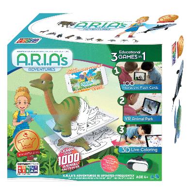 Arias Adventures Augmented reality - Virtual Reality