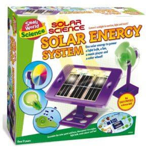 Build an Active Solar Energy System