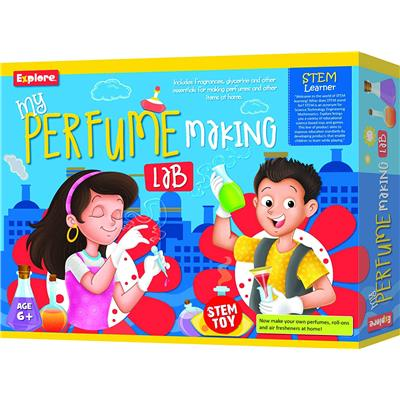 Explore STEM Deluxe Kit - My Perfume Making Lab