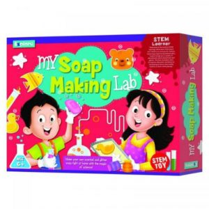 Explore STEM Deluxe Kit - My Soap Making Lab