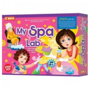 Explore STEM Deluxe Kit - My Spa Lab