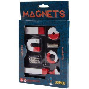 Johnco-8 piece Magnetic Set