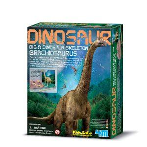 Dig a Dinosaur - Brachiosaurus