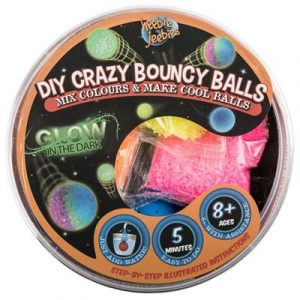 Heebie Jeebies DIY Bouncy Balls