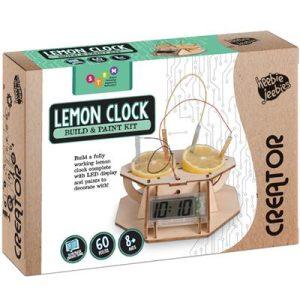 Heebie Jeebies Lemon Clock - Creator