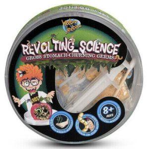 Heebie Jeebies Revolting Science