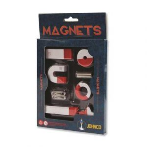 Johnco-8 piece Magnetic Set