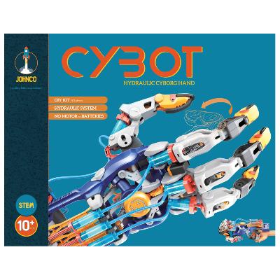 Johnco - Cybot: Hydraulic Cyborg Hand
