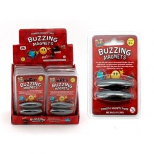 MEDIUM BUZZING MAGNETS - PAIR (60x17mm)