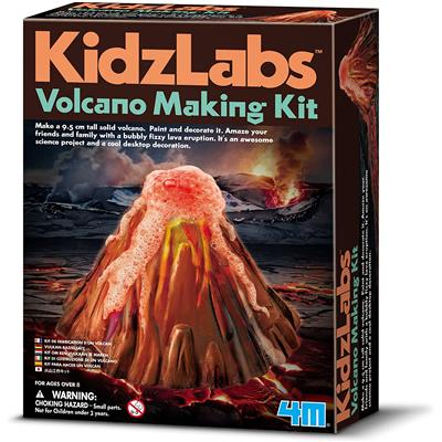 4M Kidzlabs - Volcano Making kit