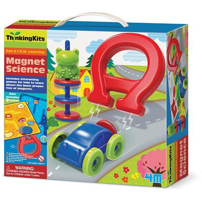 4M - ThinkingKits - Magnet Science
