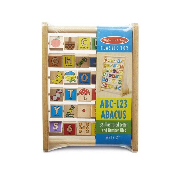 M&D ABC-123 Abacus