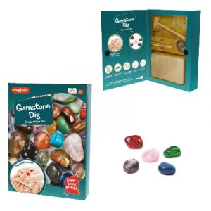 Magnoidz Gemstones Dig Excavation Kit