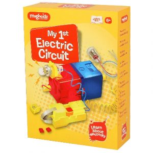Magnoidz My 1st Electrical Circuit Science Kit