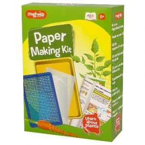 Magnoidz Paper Making Kit