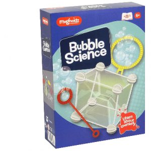 Magnoidz Science Of Bubbles Science Kit