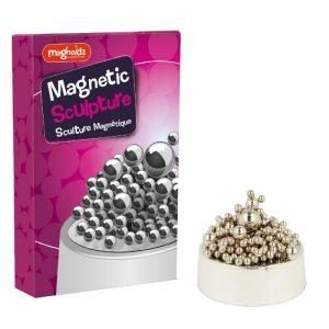 Magnoidz Magnetic Sculptures Spheres