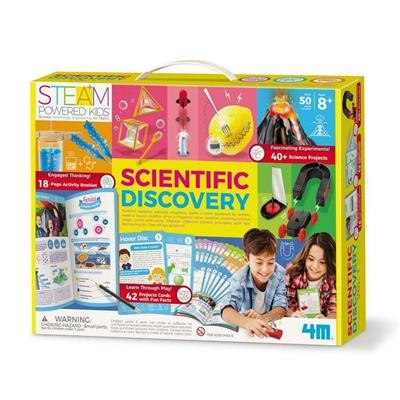 4M Scientific Discovery STEM Kit