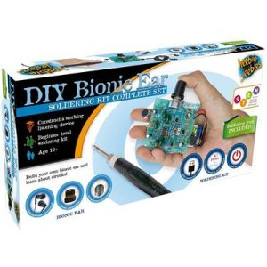 Bionic Ear phone DIY COMBO