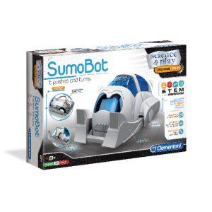 Mechanics Lab : Sumobot