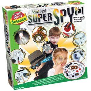 Small World Science Secret Agent Super Spy 8 in 1