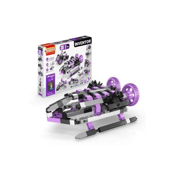 Inventor 30 Models Motorized Set – Adventure Models