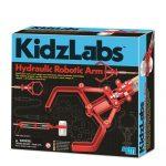 4M Kidzlabs Hydraulic Robotic Arm