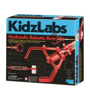 4M Kidzlabs Hydraulic Robotic Arm