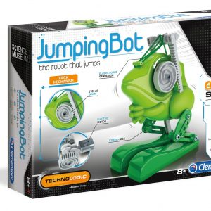 Mechanics Lab : Jumping Bot