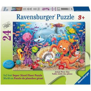 Ravensburger - Fishie's Fortune 24 pieces Educational Toys