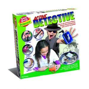 Small World Science Active Detective