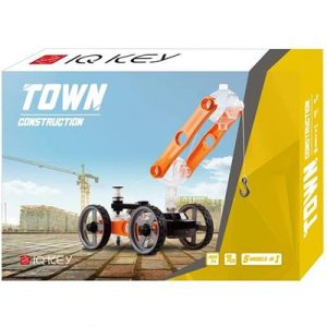Town Construction Educational Toy