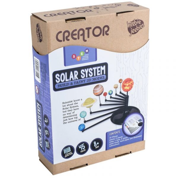 Heebie Jeebies Solar System - Creator