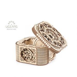 Ugears Treasure Box