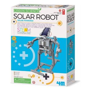 4M Eco Engineering Solar Robot
